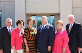 new presidency called to serve in the gila valley arizona temple