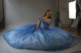 cinderella dress maker reveals wove magic daily mail
