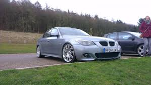 lowering an m sport e60 e61 2004 2010 bmw 5 series owners board