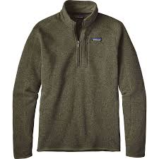 patagonia better sweater 1 4 zip s backcountry