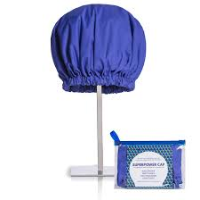 superpower cap advanced shower cap keeps your hair style