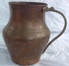 Copper Vases For Sale Copper Pitcher Ebay