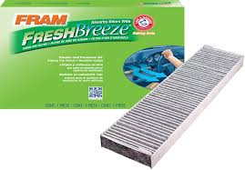 amazon com fram fcf10141 fresh breeze cabin air filter with arm