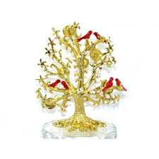 bejeweled tree of with birds and coins feng shui shop