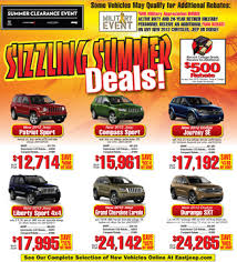 article from enews and specials from eastchester chrysler jeep