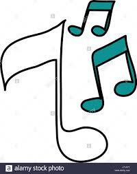 musical notes vector stock photos u0026 musical notes vector stock
