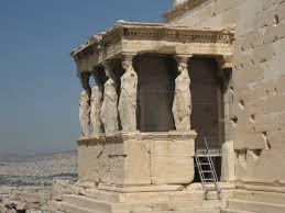 gr parthenon statues