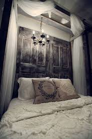 Rustic Vintage Bedroom - bedroom furnitures bedroom white bookcase headboard design ideas