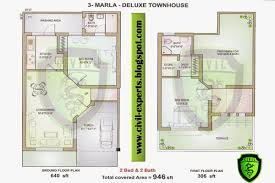 home design for 7 marla 3 marla house layout plan house decorations