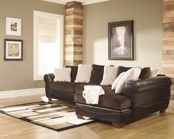 Modern Furniture Living Room Wood Bedroom Luxury Brown Sectional Sofa With Zgallerie Furniture And