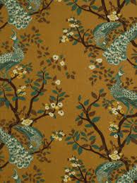 Teal Bird Curtains Teal Bird Upholstery Fabric Teal Linen Curtains And Shades