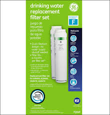 amazon com ge fqsvf drinking water system replacement filter set