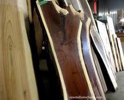 live edge edge wood slabs for sale
