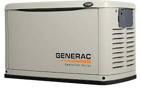 generac centurion 11kw generator with 12 circuit switch 6440