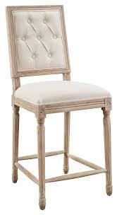 linon home decor products inc walt walnut gray bar stool bar stools kmart