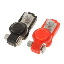 nissan altima battery terminal car battery terminal clamp clips positive negative connector w