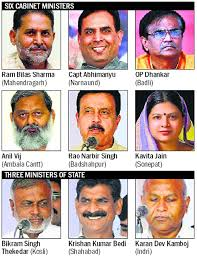 Central Cabinet Ministers The Tribune Chandigarh India Main News