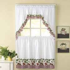 36 Inch Kitchen Curtains by 36 Inch Multi Kitchen Curtains For Window Jcpenney