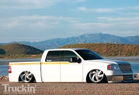 Ford F150 Truck 2004 - 2004 ford f150 24 inch rims truckin u0027 magazine