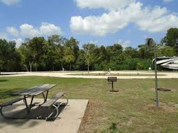 Mahoney State Park Map by Goliad State Park U0026 Historic Site Campsites With Water