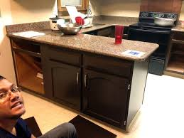 cost to gel stain kitchen cabinets gel staining kitchen cabinets for an easy thrifty update
