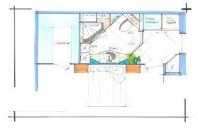 plan chambre parentale avec salle de bain et dressing dressing