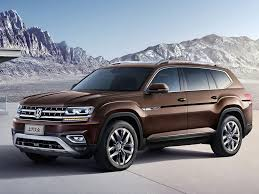 volkswagen atlas 7 seater recap vw teramont atlas for china revealed cars daily