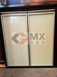 guangdong aluminium kitchen frame door cabinet handle profile