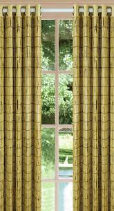 amazon com versailles home fashions bamboo grommet panel 63 inch