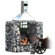 grill bauanleitung bauplan für gabionen grills gartengrill