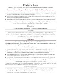 cosmetology resume template cosmetology student resume template cosmetologist resume sle