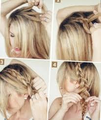 Hochsteckfrisurenen Einfach by Frisuren Zum Selber Machen Für Mittellange Haare Unsere Top 10