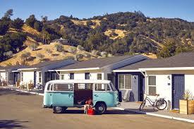 Classic Motel A Napa Valley Motor Lodge Reinterprets The Classic Roadside Motel