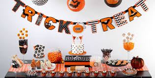 halloween party table ideas halloween party decoration