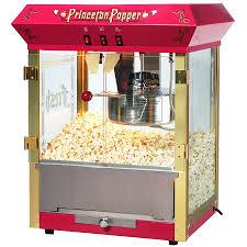 Old Fashioned Popcorn Machine Princeton Popper Antique Popcorn Cart 8oz Kettle