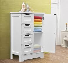 Bathroom Cupboard Storage Excellent Bathroom Storage Cabinet With Drawers Free Standing