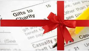 charitable contributions give and receive a tax