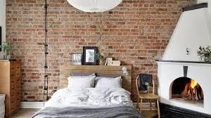 decoration de chambre de nuit déco chambre un coin nuit cocooning et cosy côté maison
