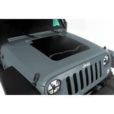 2017 jeep wrangler rugged exterior rugged ridge 12300 12 wrangler jk hood decal black with barbed