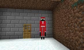 happy christmas from minecraft by pokykid on deviantart