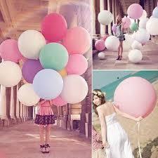 36 inch balloons 15 colors 36 inch jumbo balloons wedding birthday prom