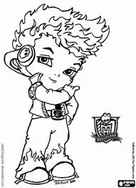 Baby Monster Coloring Pages Coloring Pages Coloring Pages