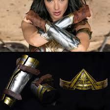 Wonder Woman Accessories 2017 Movie Wonder Woman Princess Diana Prince Cosplay Armband