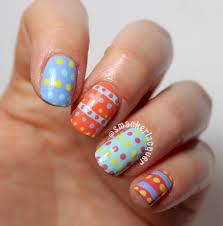 easter nail art smackerlacquer