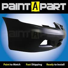 2001 honda accord front bumper 2001 2002 honda accord coupe front bumper painted paint a part
