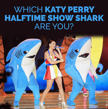Perry Meme - which katy perry halftime show shark are you super bowl xlix