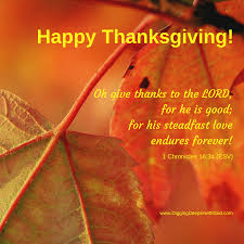 digging deeper with god a thanksgiving prayer the best way to