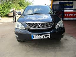 lexus rx 350 price uk used lexus rx 350 suv 3 5 se 5dr in harrow middlesex jag motors