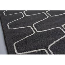 gray silver rugs wayfair freia hand loomed charcoal area rug