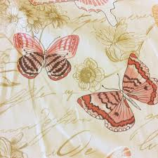 butterfly home decor fabric home decor